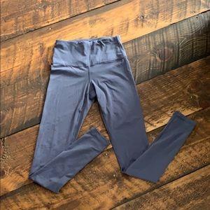 Mauve xs 90 degree leggings